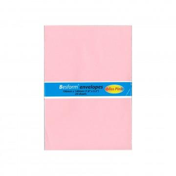 Bliss Pink Envelopes