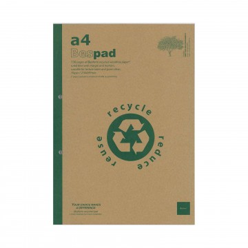 Bespad Recycled Lecture Pad