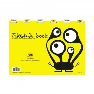 Monsters Sketch Book