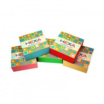 Hexa Memo Cube