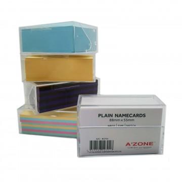 Plain Name Cards