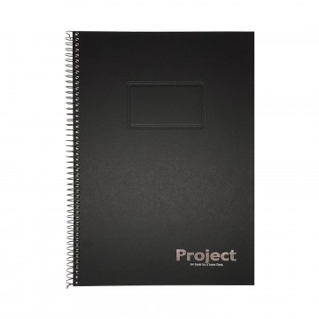 Project Spiralbook