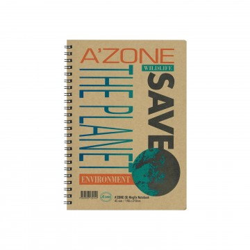 Save the Planet Ringbook