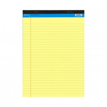 Yellow Legal Pad (Canary Pad)